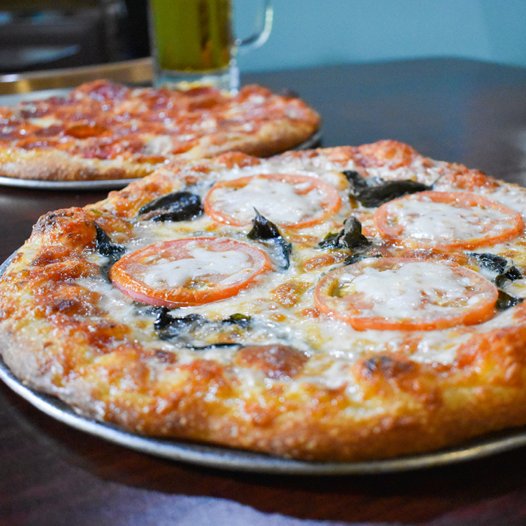 Bayside Grille Fort Myers Beach Restaurant Margarita Pizza