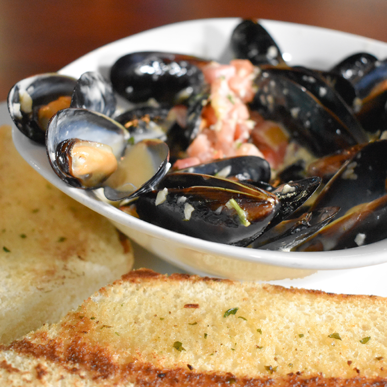 Bayside Grille Fort Myers Beach Restaurant Mussels